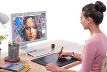 Wacom Entuos large tablet
