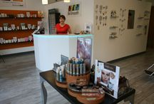 Photo of Be Smooth Boutique / View of Be Smooth window display, beauty products, staff