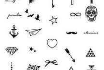 tatuajes chiquitos