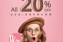 Zaful Promotion