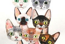 Cats / by Cattis