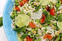 Food:  Salads / by Karen Fortson