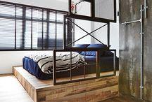 Living + bedroom