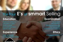 smmart Selling / Quotes and sayings from the Sales guru - Santosh Nair on the smmart Selling Process.