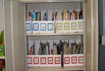 Curriculum shelves