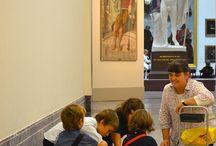 Ali e colori / Attività didattica per bambini dai 6 agli 8 anni svoltasi sabato 19 settembre 2015