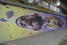River Tales / event of urban art #rivertales #flussgeschichten #lahn #streetart #muralart #urbanart  www.rivertales.de