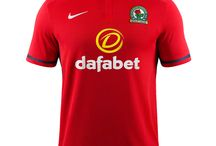 Away kit 15/16 / #Blackburn #Rovers Away kit  / by Blackburn Rovers