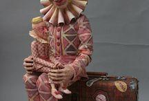 Dolls and Sculpture / by Maria Schoenenberger
