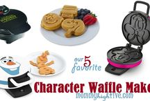 Character Waffle Makers