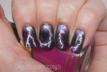 Nail designs / by Eva Montez