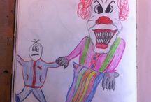 Beeldende Vorming / Clown