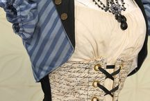 Corsets, Bodices and Belts