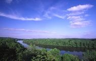 Illinois River Valley