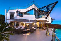 MODERN PROPERTIES FOR SALE IN MARBELLA / Modern properties for sal in Marbella