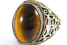 Stříbrné prsteny (silver rings) / Zde najdete originální, autorské, briliantové a starožitné šperky,které si u nás můžete koupit. (You can find here original, handmade, brilliant and antique jewelry which you can buy in our e-shop)