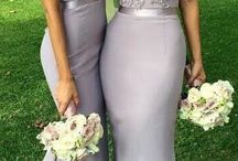 Bridesmaids ** Damas de Honor