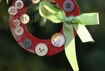 Kids craft projects / by Marsha Menace