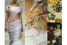 LOUIS FERAUD /IBB / bijoux et textiles réalisés