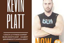 Health and wellness / Our new fitness guru