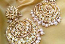 Mehendi Earrings