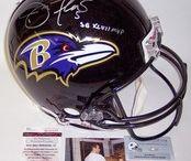 Baltimore Ravens Memorabilia / Baltimore Ravens Memorabilia