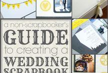 Wedding Scrapbooks
