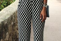 Jumpsuits outfits / Fashion, summer/winter