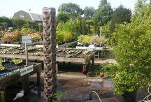 Vertiplant Pilaar / Verticaal tuinieren met Vertiplant  www.vertiplant.nl