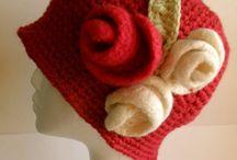 crochet flapperhats