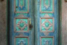 Puertas , ventanas y balcones / Puertas , ventanas y balcones