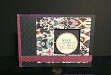 Cardmaking ~ Thank You / by Anita Timms Mordue