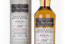 Braeval single malt scotch whisky / Braeval & Braes of Glenlivet single malt scotch whisky