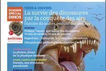 Sciences de la Vie - Revues généralistes / Presse scientifique généraliste
