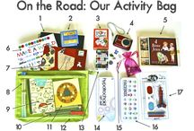 Traveling with Kids / Tips & ideas for traveling with kids.