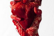 Blood♥️ / So give them blood, blood, blood Grab a glass because there's going to be a flood