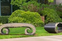 Carillon Point Sculptures