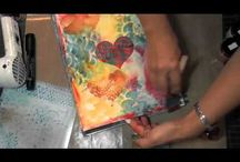 Craftiness Mixed Media Video's