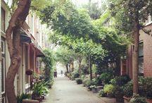 A - Streets, public spaces