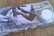 Transfe a madera