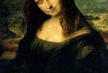 Mona Lisa / Engraçado, humor