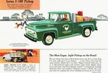 Ford F100 Pickup Trucks / Get general information about the iconic and classic Ford F100 pickup trucks. The production years of the Ford F100 was from 1954 through to 1984.   Ford F100 For Sale - We have large inventory of classic vehicles, including the iconic Ford F100 pickup truck: Visit our website and do a search in our automobile search box to the right and you will find the model of Ford F100 your desire: Our Website Is: www.RuelSpot.com
