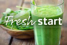 Healthy food & drink