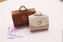 Bolsos y maletas miniatura