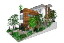 minimalist modern house plans / by Kasie Birdwell