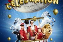 Circus Herman Renz 2011: CELEBRATION / In 2011 vierde Circus Herman Renz 100 jaar circustraditie met de feestelijke show 'Celebration'.