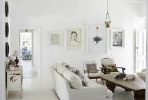 White at home / by Ana Burmester Baptista