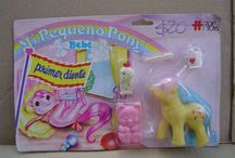 My Little Pony First Tooth Babies MIB
