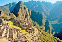 Trip of a Lifetime / Our experts offer advice on the world's greatest travel experiences  / by Telegraph Travel