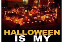 Halloween  / by Alicia Sandoval